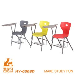 Chair Connected To Desk Swivel Spares China Cheap School With Photos Pictures