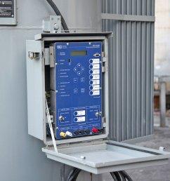 33kv distribution line automatic step voltage regulator [ 1500 x 1500 Pixel ]