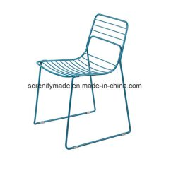 Outdoor Wire Chairs Swing Chair Shops In Coimbatore China Cafe Furniture Stackable Metal Dining