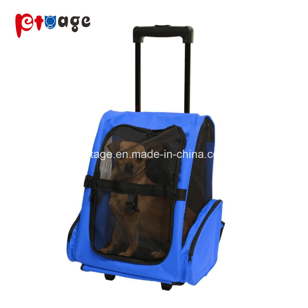 Dog Carrier Trolley