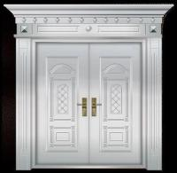 Security Doors: Residential Steel Security Door