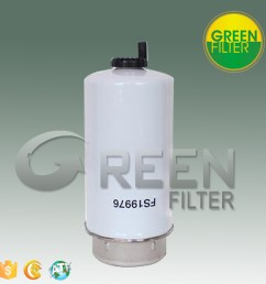 china fuel filter for auto spare parts fs19976 p551422 wk8162 bf7949 d 86978 p551422 ps10884 bf7949d h300wk l8868f china fuel filter fuel water  [ 1000 x 1000 Pixel ]
