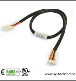 china 16 pin lvds molex jst wire harness for car stereo china wire harness cable assembly [ 1200 x 848 Pixel ]