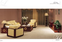 China Hotel Living Room Sofa Lh325 &