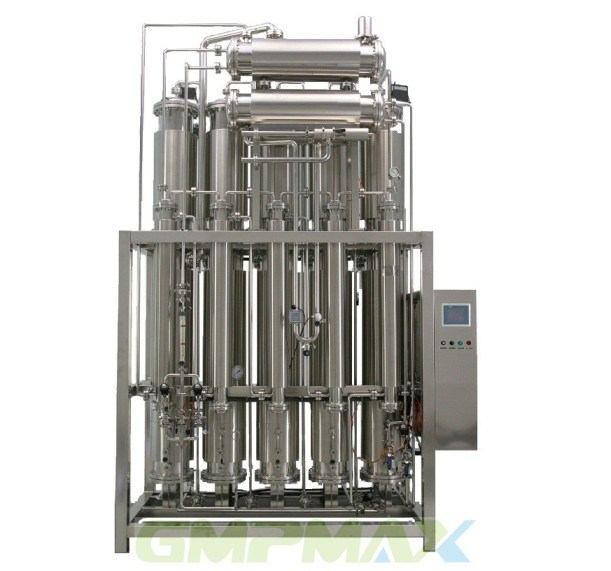 China Water for Injection Distillation Still - China Wfi Generator Wfi Still Distillation