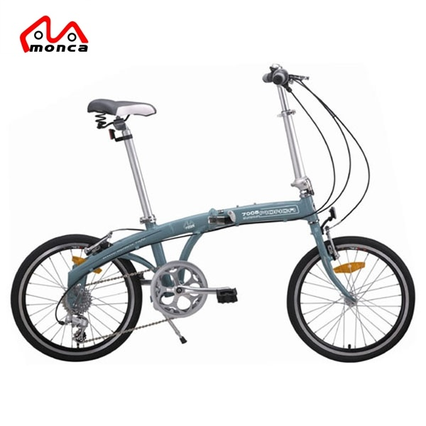 China Folding Bike Lightest Foldable Bicycle High Quality