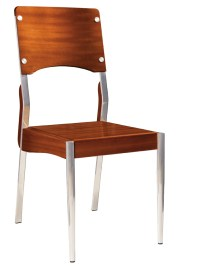 China Wood and Metal Dining Chair (CY-17) - China ...