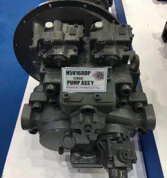 china handok h5v160dp hydraulic pump cat 330d 336d china h5v160dp 322 8733 [ 960 x 1280 Pixel ]