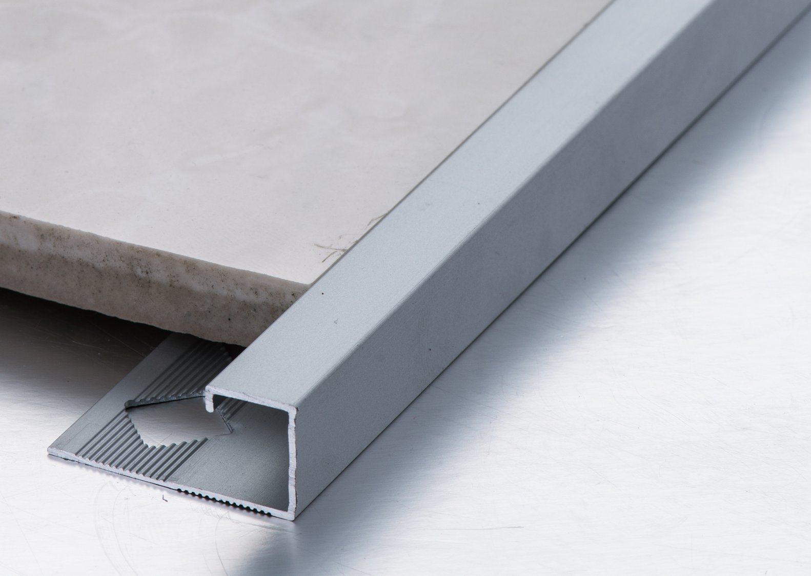 hot item aluminium tile edging strip