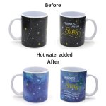 China Custom Design Magic Mug Printing For Promotional China Mug Gift And Cup Gift Price