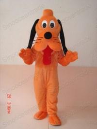 China Pluto Dog Mascot Costume