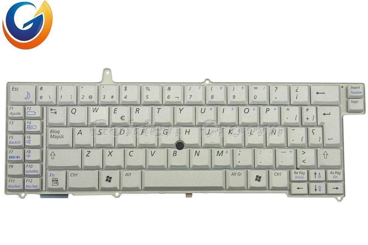 China Laptop Keyboard Teclado For Samsung X1 Np X1 Layout