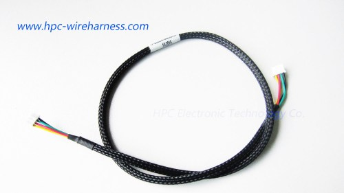 small resolution of wire harness for industrial application