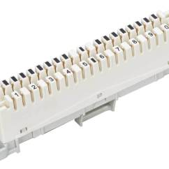 Krone Phone Socket Wiring Diagram Pajero Radio China 10 Pair Lsa Plus Idc Disconnection Module Aq