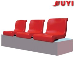Plastic Resin Chairs Chair Pull Out Bed China Blm 1011 Easy Material Armless Colored Waiting Room Fancy Football All City Bus Seats Stadium Seat
