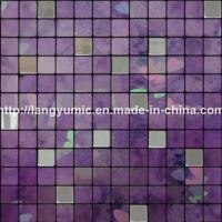 China Purple Metal Mosaic Tiles (2063) Photos & Pictures ...