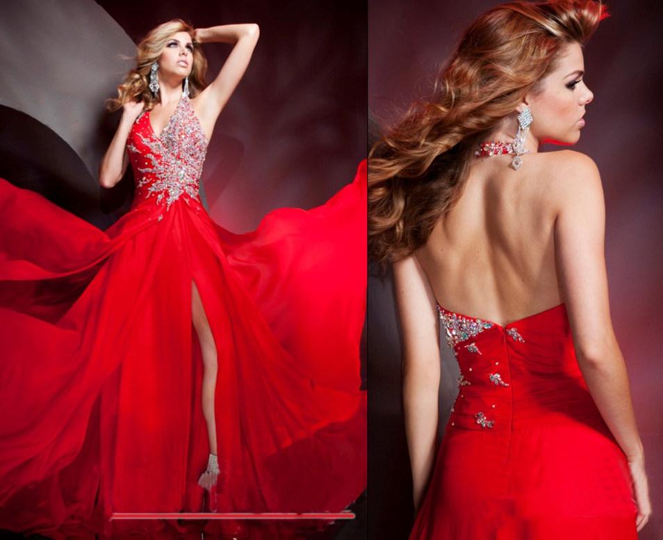 China Designer Evening Dresses (Z-140)
