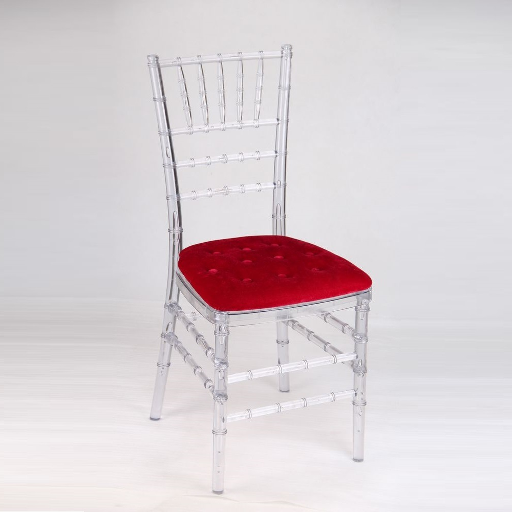 transparent polycarbonate chairs custom high chair covers china clear resin chiavari tiffany