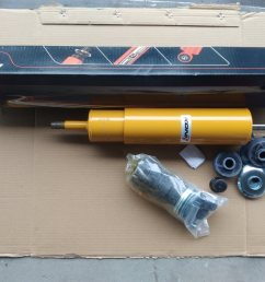 902140 shock absorber for daewoo bus [ 2158 x 1619 Pixel ]