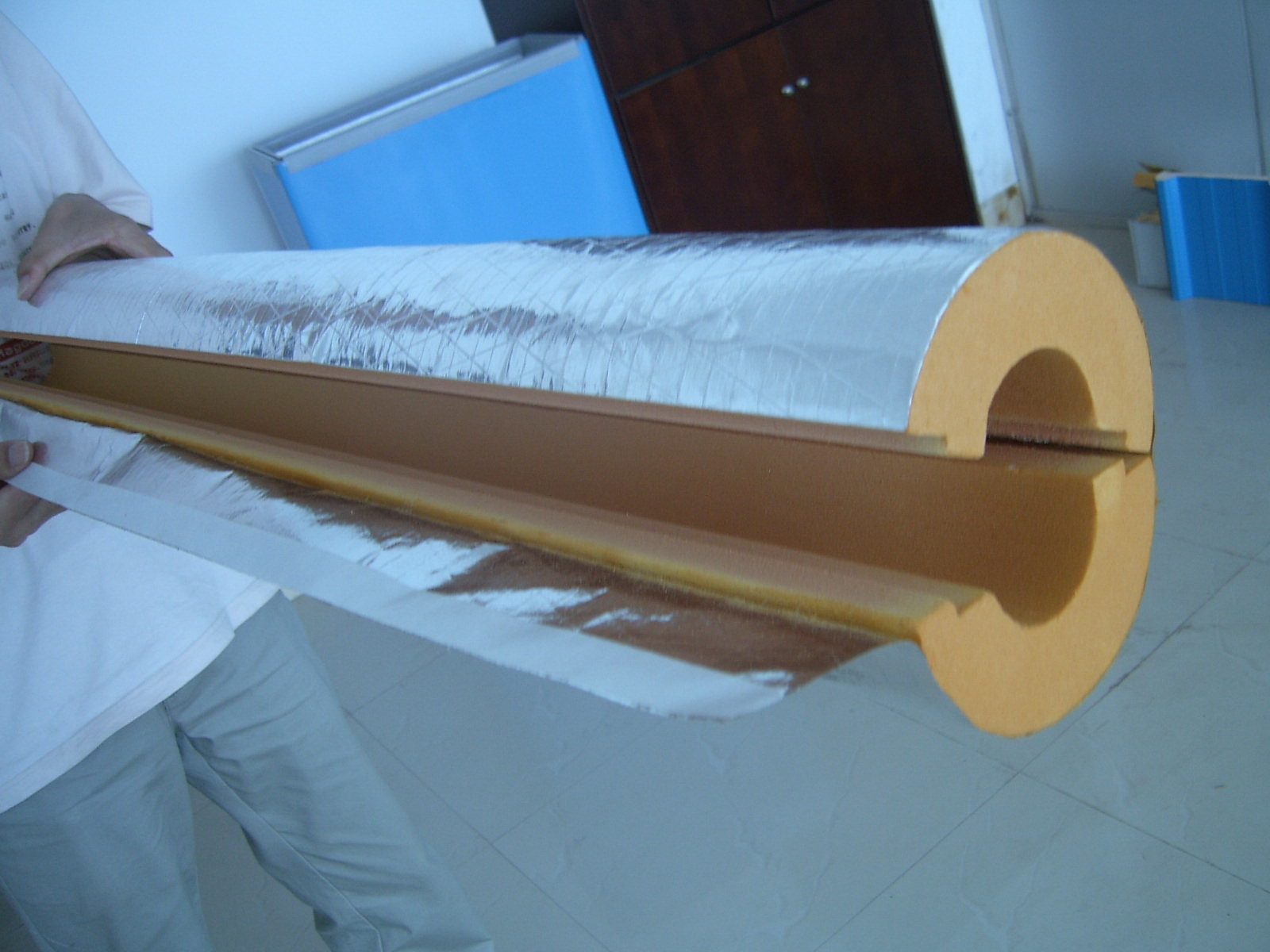 Pipe Sound Insulation