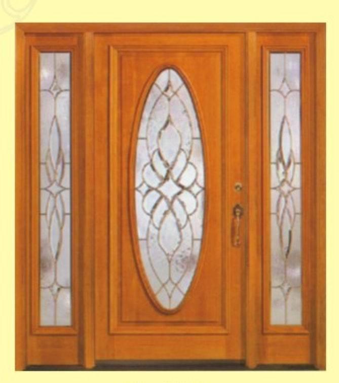 Wooden Doors: Wooden Doors With Glass