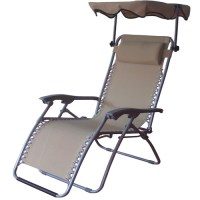 China Outdoor Folding Zero Gravity Chair with Luxury ...