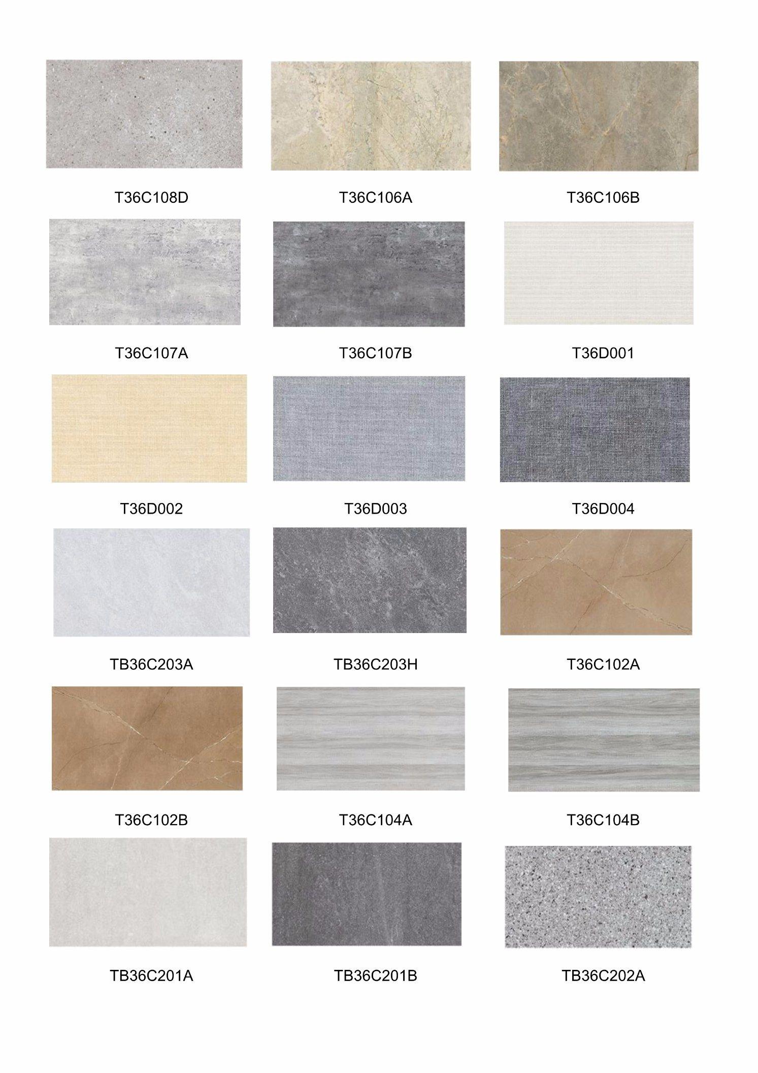 hot item 12x24 glazed porcelain floor tile for construction decoration