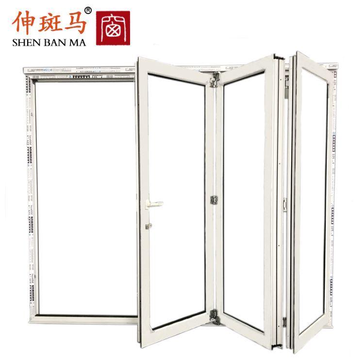 hot item aluminium exterior folding glass doors bi fold door folding patio doors