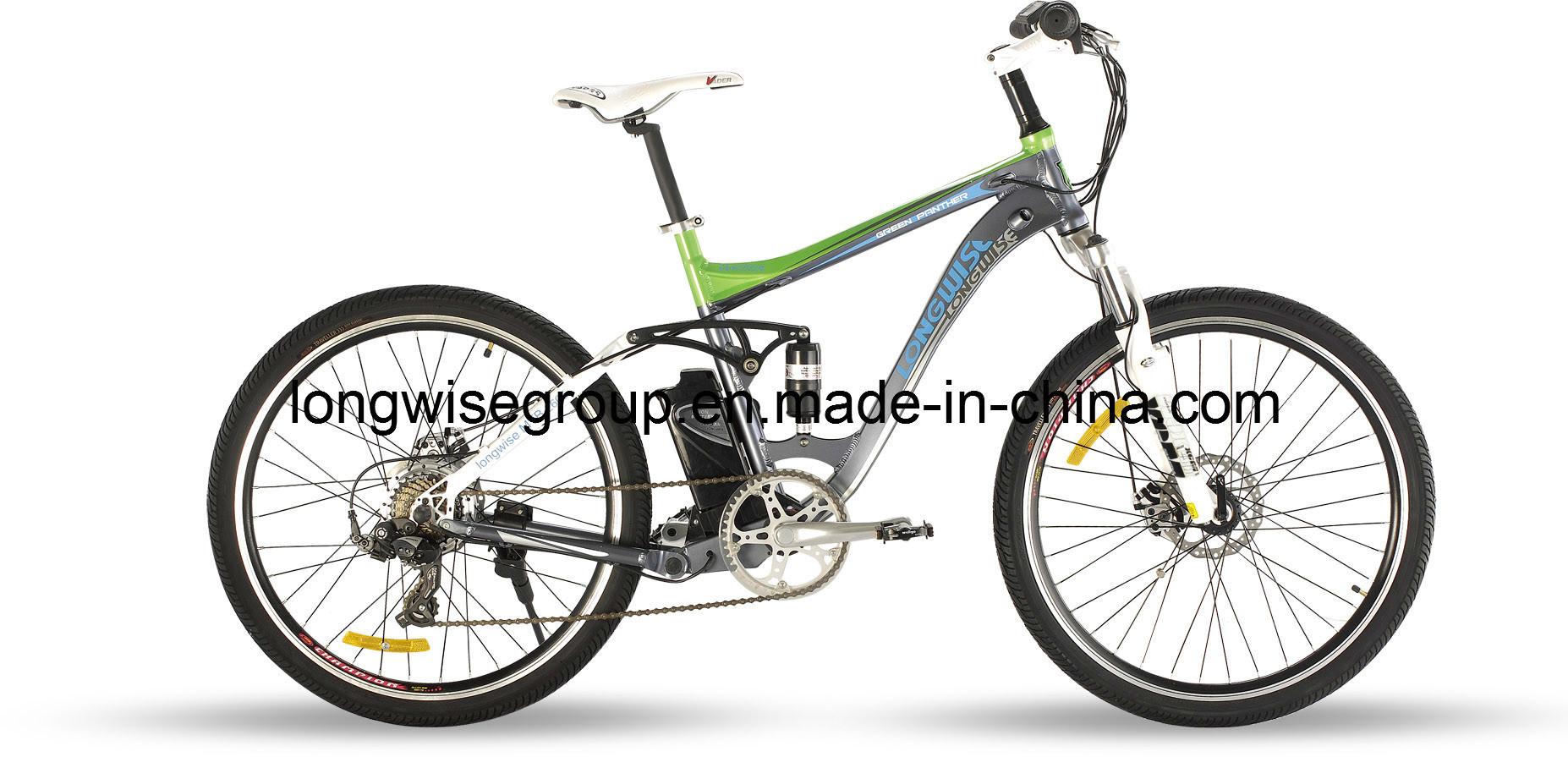 China En Ce Emc Mountain Electric Bike Photos