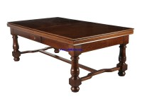 Dining Table: Billiard Dining Table