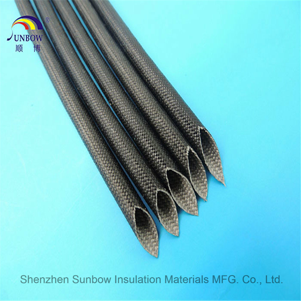 hight resolution of silicone fiberglass sleeving for wire harness cable protection