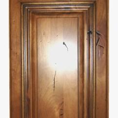 Kitchen Base Cabinets Unfinished Nook Furniture Alder Wood Cabinet Door – Doors