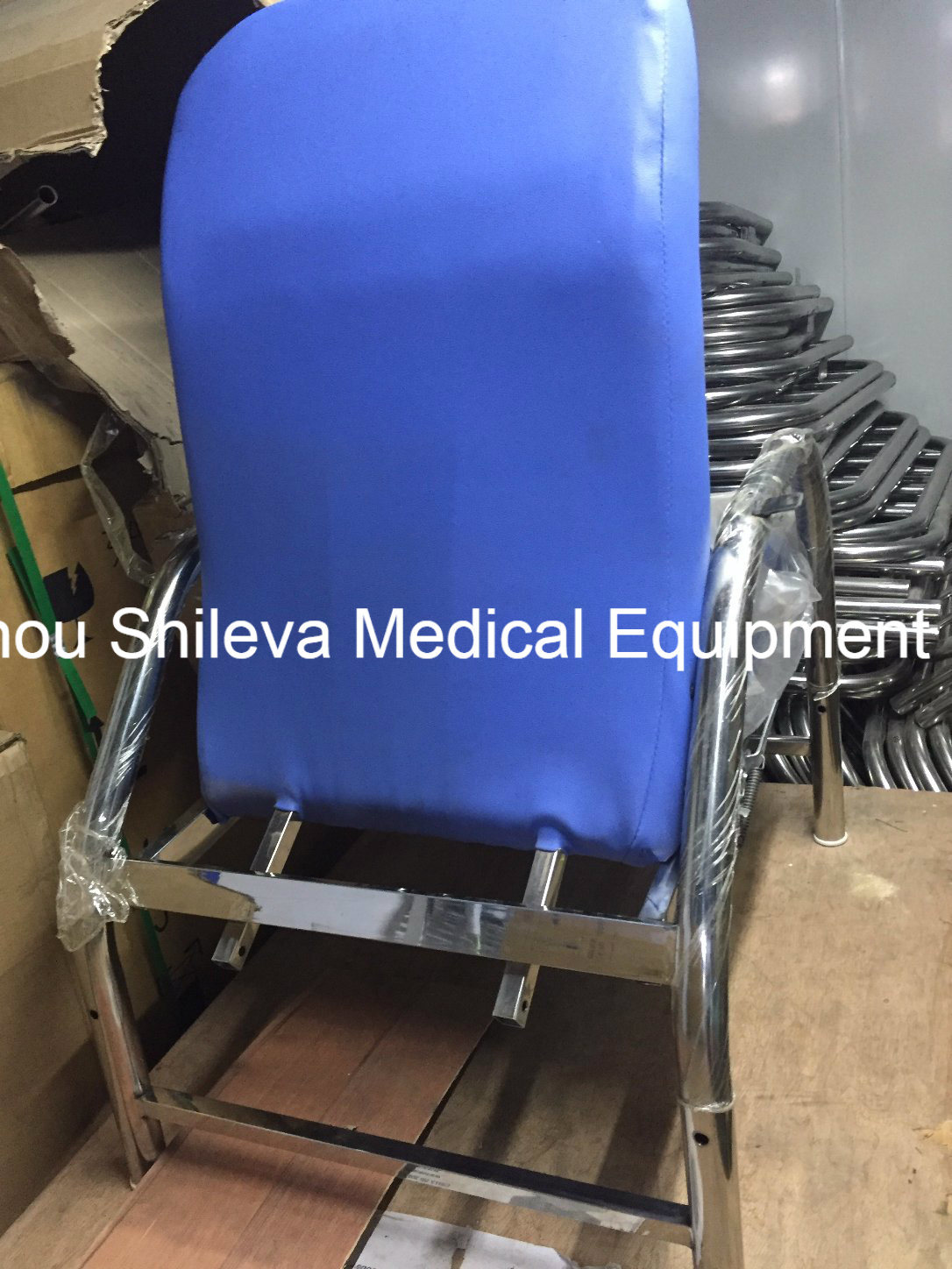 Soft Folding Chairs Hot Item Soft Mattress Cheap Folding Chairs Accompany Patients In Hospital Waiting Chair
