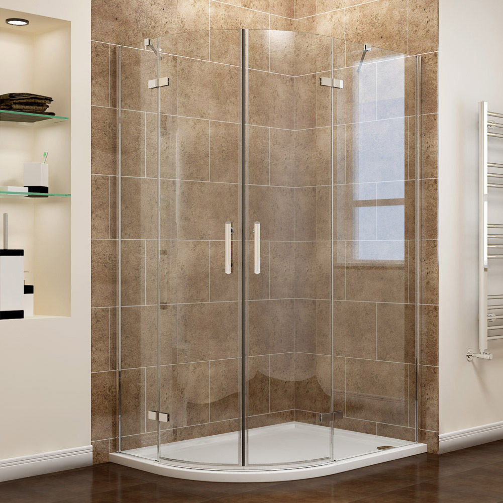 Quadrant Hinged Shower Doors