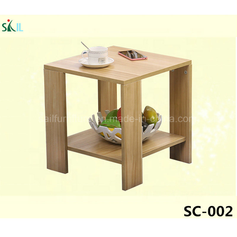 small coffee table wooden side table