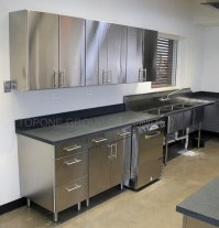 China Stainless Steel Kitchen Cabinets - China Stainless ...