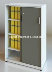 China ISO Certificate Metal Slidng Door Filing Cabinet (SV
