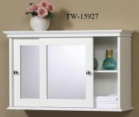Bathroom Wall Cabinets   Casual Cottage
