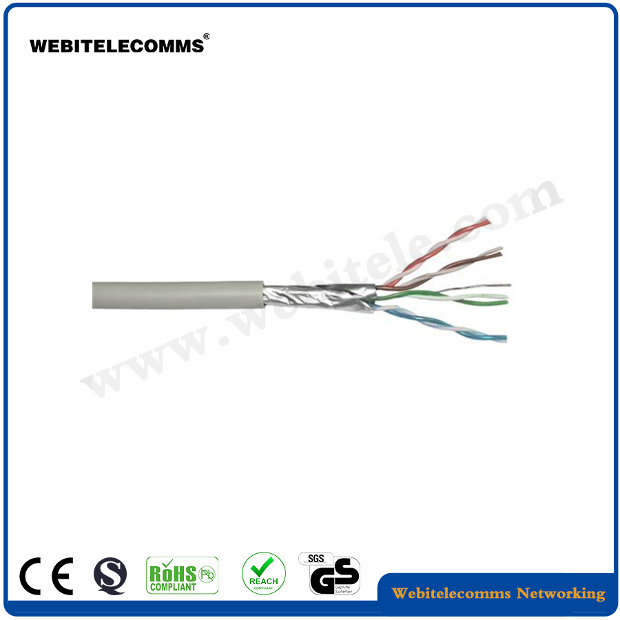 hight resolution of china f utp steel wire support shielded cat 5e twisted pair network cable china cat5e data cable cat5e lan cable