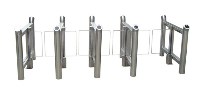 China Full Automatic Round-Pillar Swing Gate Mechanism