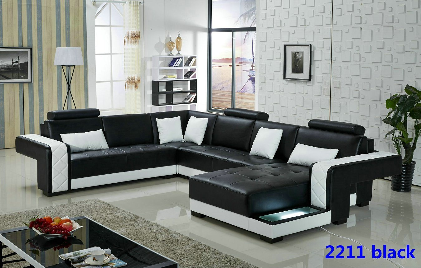 corner sofa set latest design hotel lobby leather china 2016 new modern living room photos