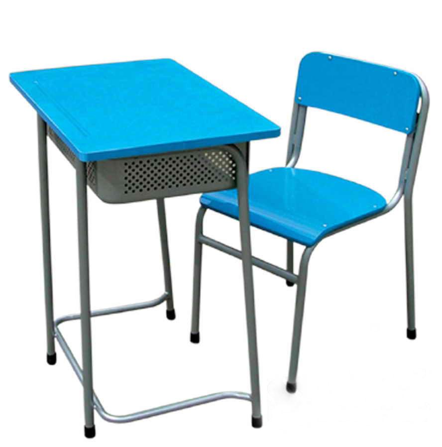 China School Desk and Chair PT306I  China school desk