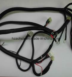 china atv wire harness quad wire harness china cable assembly harness loom [ 2605 x 1954 Pixel ]