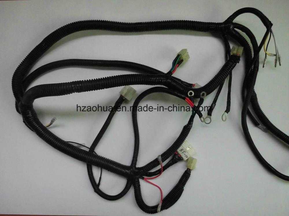 medium resolution of china atv wire harness quad wire harness china cable assembly harness loom