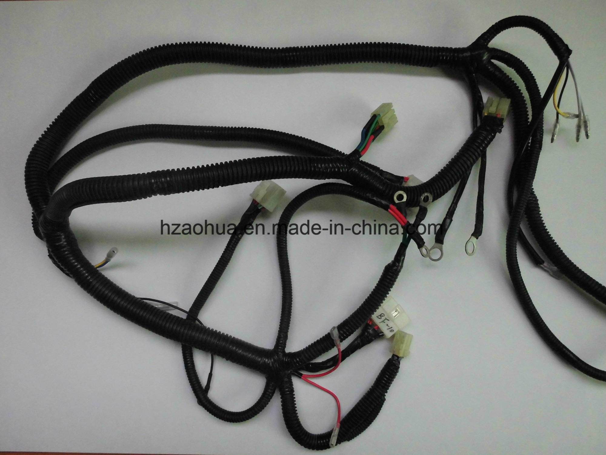 hight resolution of china atv wire harness quad wire harness china cable assembly harness loom
