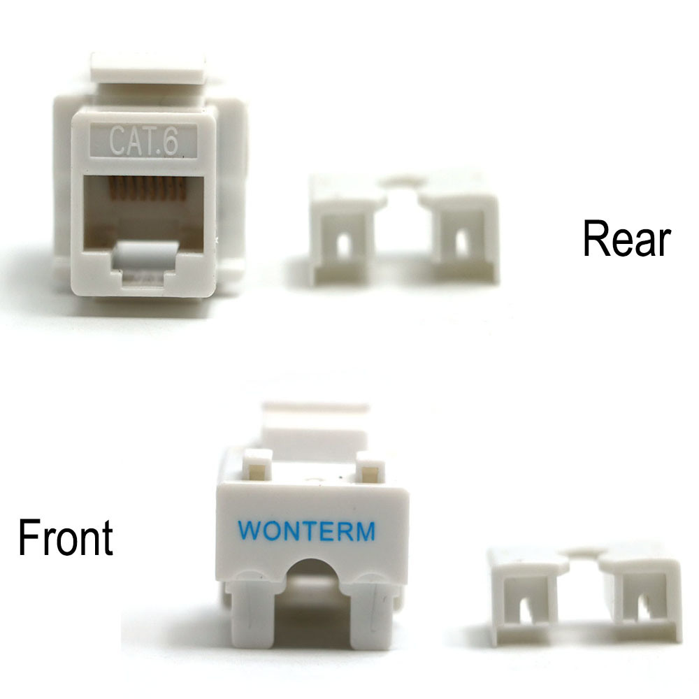 medium resolution of china gold plated unshielded keystone jack wall rj45 faceplate for cat5e cat6 keystone china cat6 keystone jack keystone jack