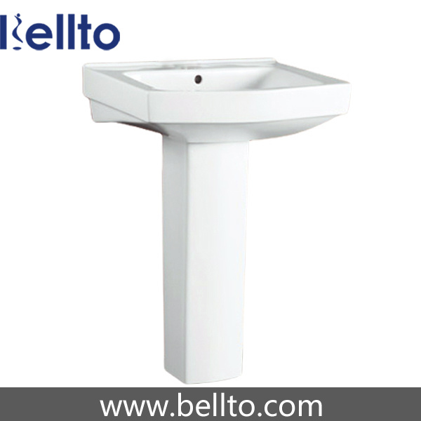 china modern pedestal sinks for small
