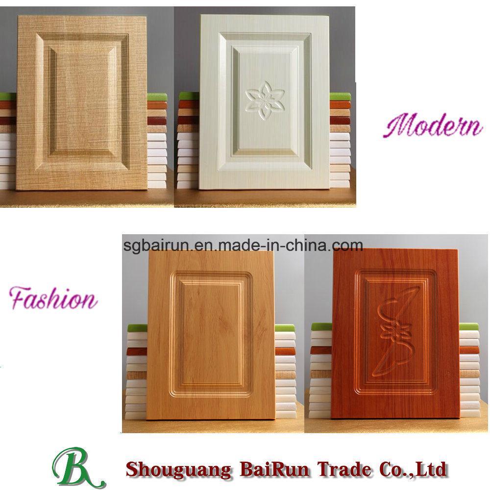 mdf kitchen cabinet doors dolphin accessories china furniture part pvc film door