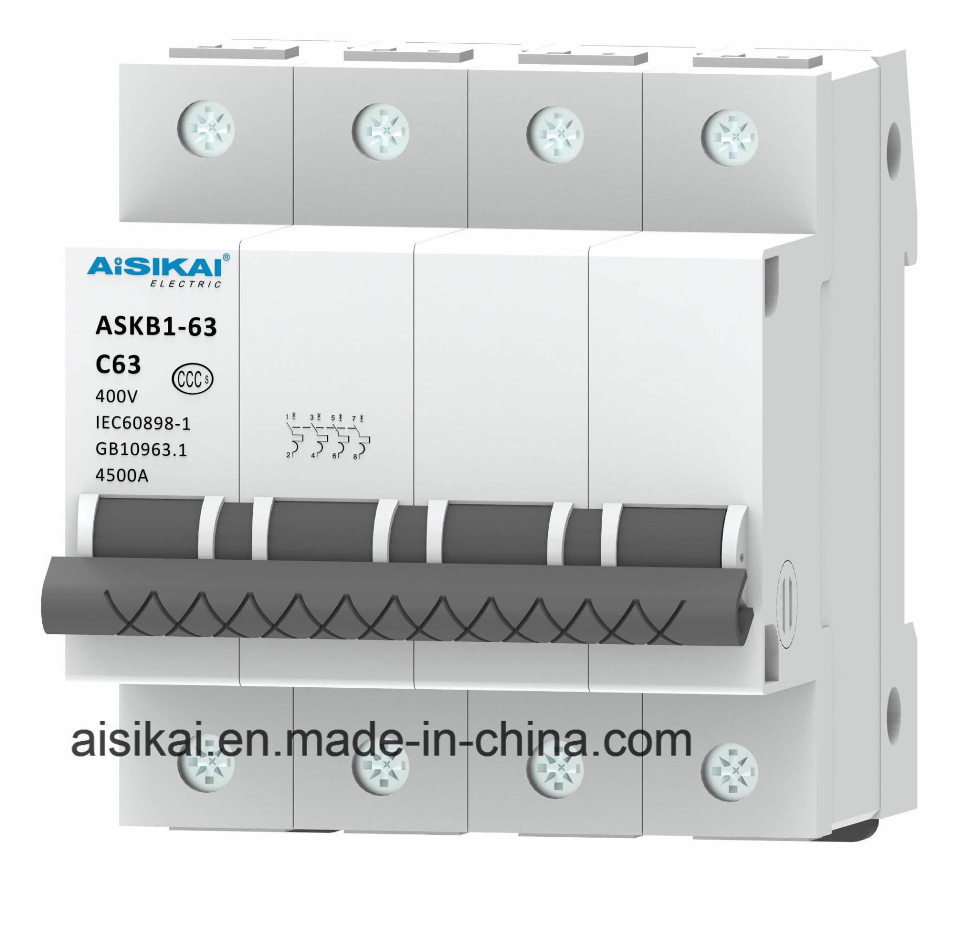 hight resolution of china 125a 2p miniature circuit breaker mcb in house china circuit breaker rccb