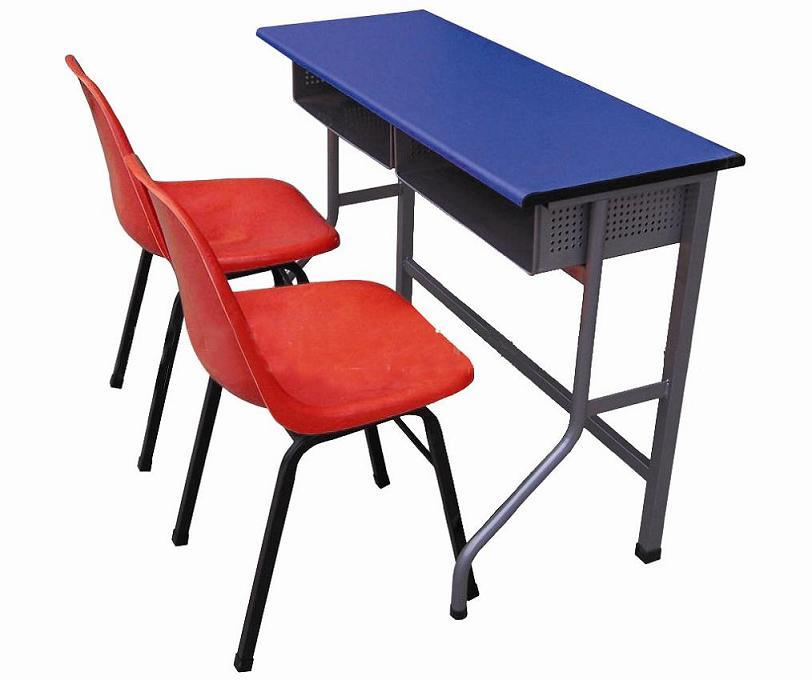 China School Desk and Chair SD8402  China School Desk